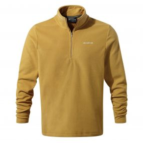 Corey III Half-Zip Fleece Soft Gold