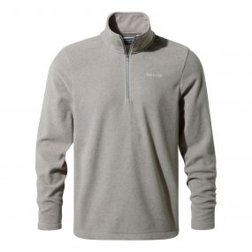 Corey III Half-Zip Fleece Quarry Grey Marl