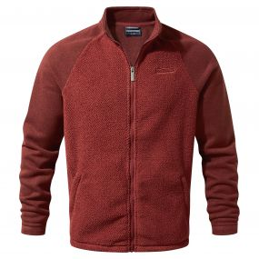 Mackay Jacket Red Earth