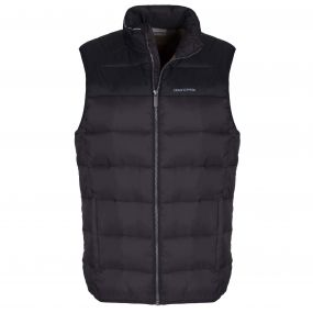 Bennett Vest Black Pepper