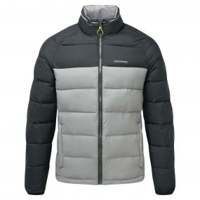 Bennett Jacket Quarry Grey Black Pepper
