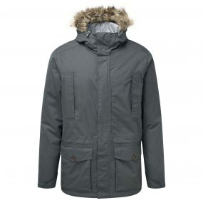 Raith Jacket Dark Grey