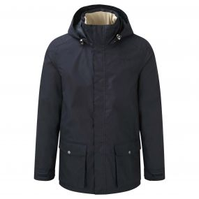 Walden Jacket Dark Navy