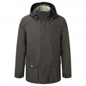 Walden Jacket Espresso Brown