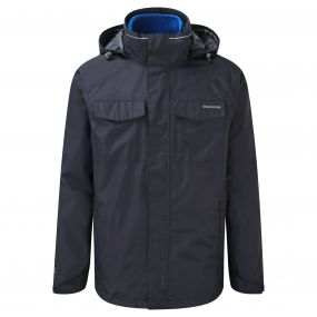Wheeler 3 in 1 Jacket Dark Navy China