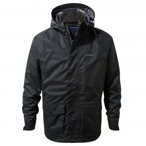 Thurston 3in1 Jacket Black