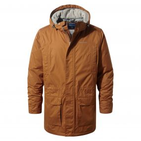 Pelle Jacket Tobacco