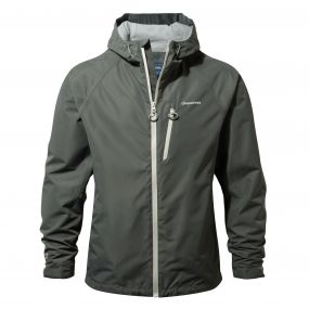 Fenton Jacket Dark Grey