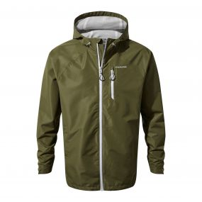 Crawney Jacket Dark Moss