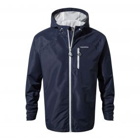 Crawney Jacket Blue Navy
