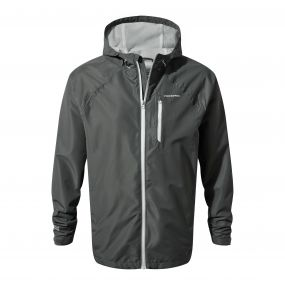 Crawney Jacket Dark Grey