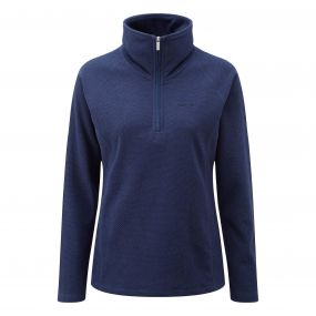 Somerton Half Zip Night Blue