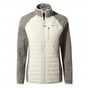 Lumeah Hybrid Jacket Dove Grey