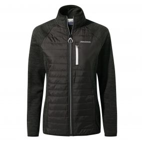 Lumeah Hybrid Jacket Black