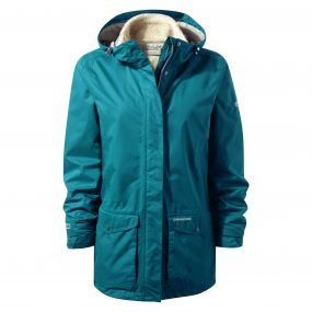 Steena 3 In 1 Jacket Forest Teal