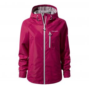 Rosedale Jacket Tropical Pink