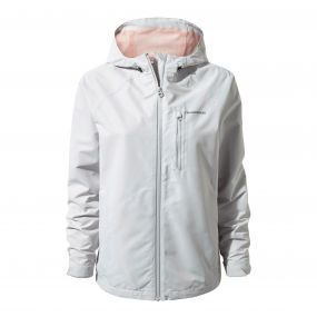 Rosedale Jacket Dove Grey
