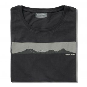 Eastlake Short-Sleeved Tee Black Pepper