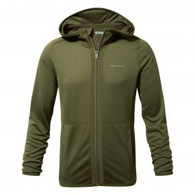 INSECT SHIELD JACKET Dark Moss