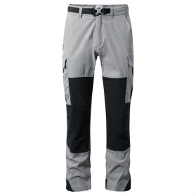 Kiwi Explorer Trousers Quarry Grey / Black