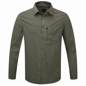 Insect Shield ProLite Long-Sleeved Shirt Olive Drab