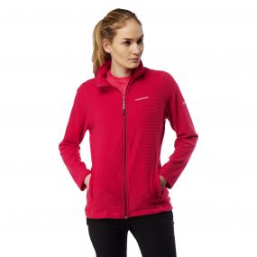 Discovery Adventures Full-Zip Fleece Dark Electric Pink