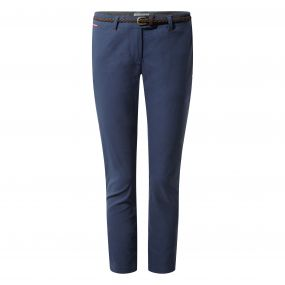 Insect Shield Fleurie Pant Soft Navy