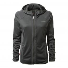 Nat Geo Insectshield Asmina Jacket Charcoal