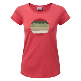 Tansa Short Sleeved T-Shirt Watermelon