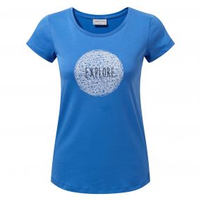 Tansa Short Sleeved T-Shirt BlueBell
