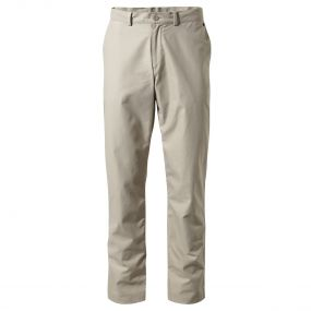 Craghoppers NosiLife Lincoln Trousers Soft Taupe