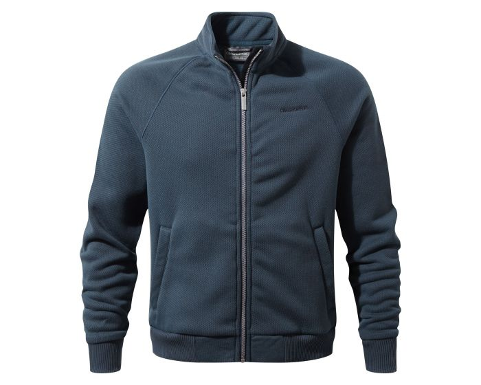 Henrik Fleece Jacket Storm Navy | Craghoppers