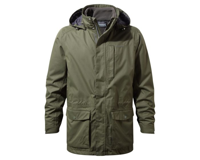 Parka Green Jacket | Designer Jackets