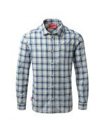 NosiLife Prospect Long-Sleeved Shirt Deep Blue Combo