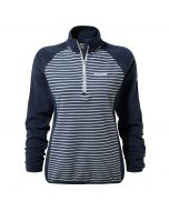 Tille Half-Zip Night Blue Combo