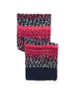 Kimberley Rainbow Scarf Night Blue