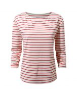 Delamere Long-Sleeved Top Calico Combo